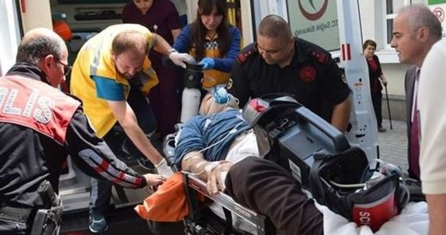 Giresun ve Gümüşhane'de saldırı: Yaralılar var - 02.05.2016 (14:00)