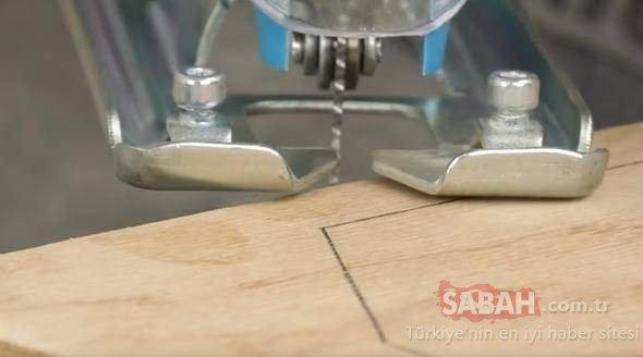 Bulgar mühendis yaptıklarıyla şaşkına çevirdi! 200 saat boyunca tahta parçalarıyla uğraştı ve...