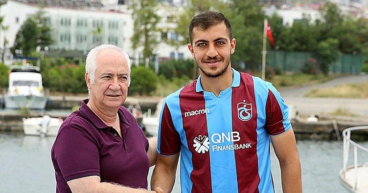 Trabzonspor İranlı futbolcuyu renklerine bağladı ile ilgili görsel sonucu