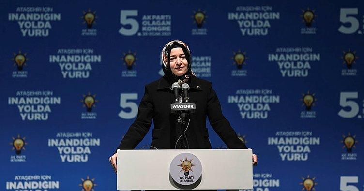 AK Parti Ataşehir İlçe Kongresi gerçekleştirildi