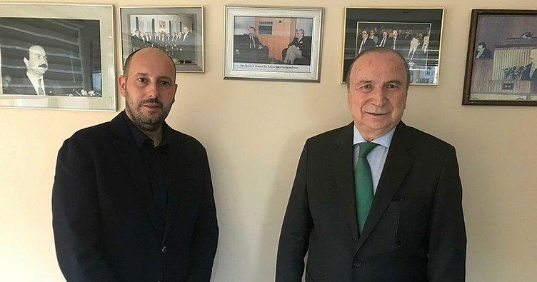 Galatasaray başkan adayı İbrahim Özdemir: Sessiz çoğunluk bizi destekliyor SABAH SPOR ÖZEL