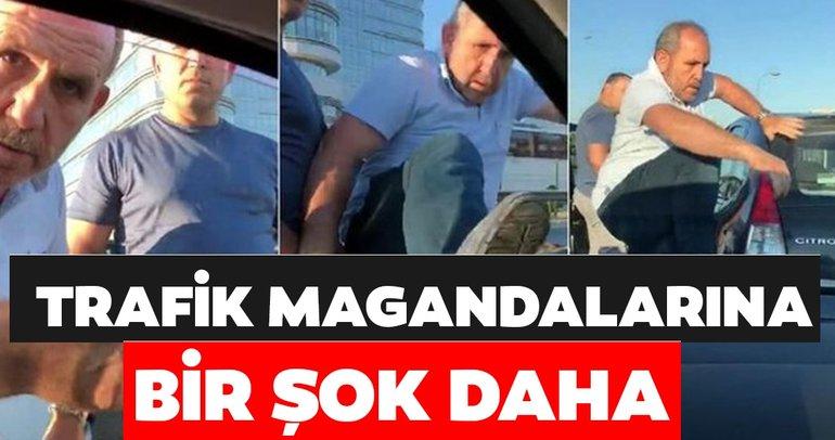 Son dakika haberi: Trafik magandalarına bir şok daha! Seyidoğlu Baklavaları da harekete geçti