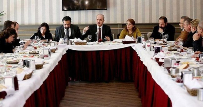 Kurtulmuş: Medyanın FETÖ mücadelesine katkı sağlaması önemli