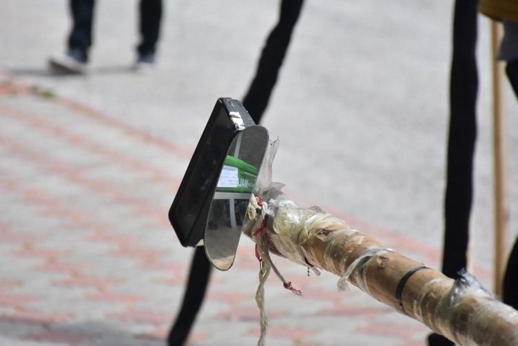 Malatya'nın sembolü 'Mercedes Kadir' son yolculuğuna uğurlandı