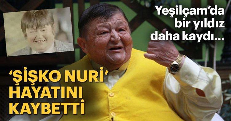 Son dakika: Şişko Nuri lakaplı sanatçı Sıtkı Sezgin hayatını kaybetti! Sıtkı Sezgin kimdir?