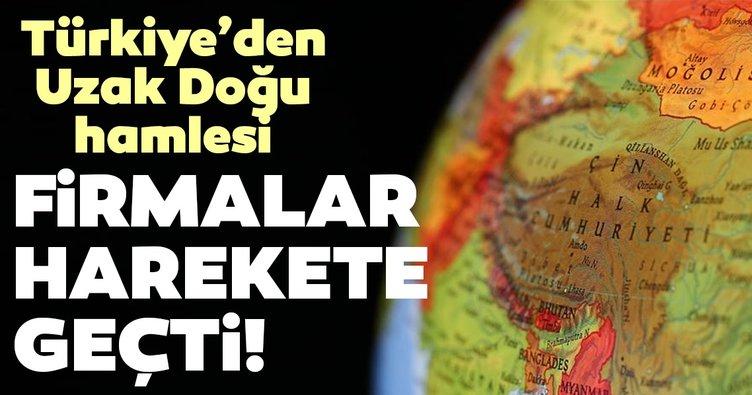 Türk gıda ihracatçılarından Uzak Doğu hamlesi! Türkiye-Çin hattındaki ticaret yeni bir ivme kazandı