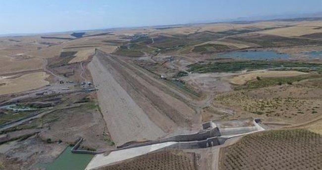 6 barajın inşaatı hızla sürüyor