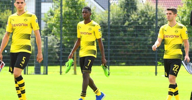 Dortmund, Dembele'yi kadro dışı bıraktı