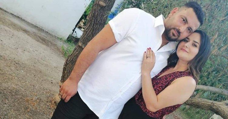 4.5 aylık evli çifti ölüm ayırdı