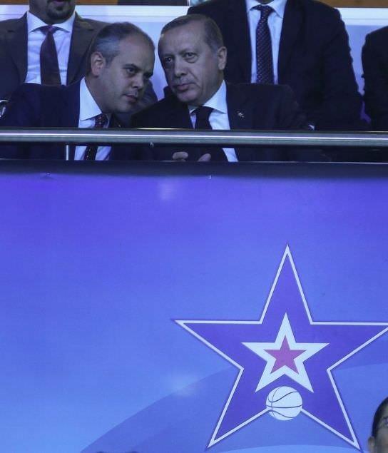 Cumhurbaşkanı Erdoğan, Cumhurbaşkanlığı Kupası maçında