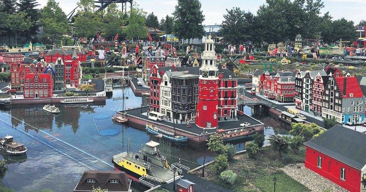 56 milyon LEGO bir arada