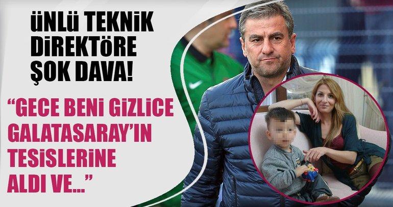 Sinem Yanmaz'dan Hamza Hamzaoğlu'na 200 bin TL'lik tazminat davası