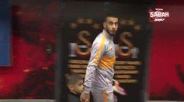 Galatasaray – Real Madrid maçından ıslıklanan Belhanda stadı böyle terk etti
