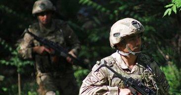 Amanos Dağları'nda teröristlere geçit yok