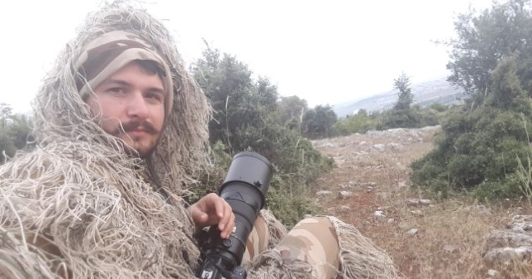 Avcıydı, kuş fotoğrafçısı oldu