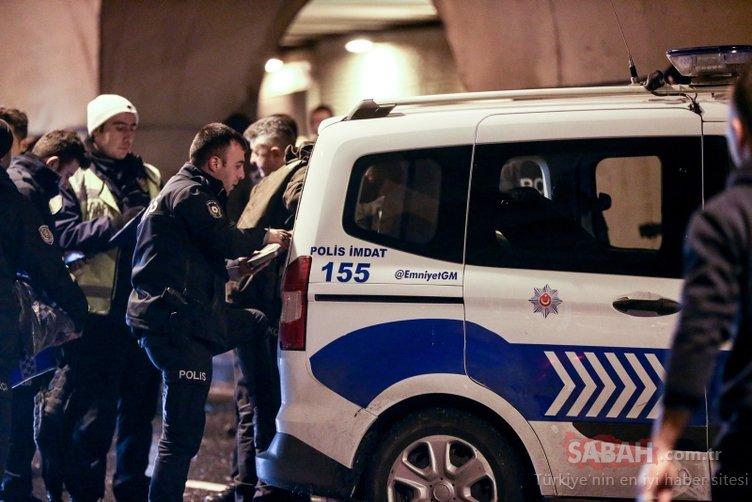 İstanbul'da hareketli saatler! Yaralılar var...