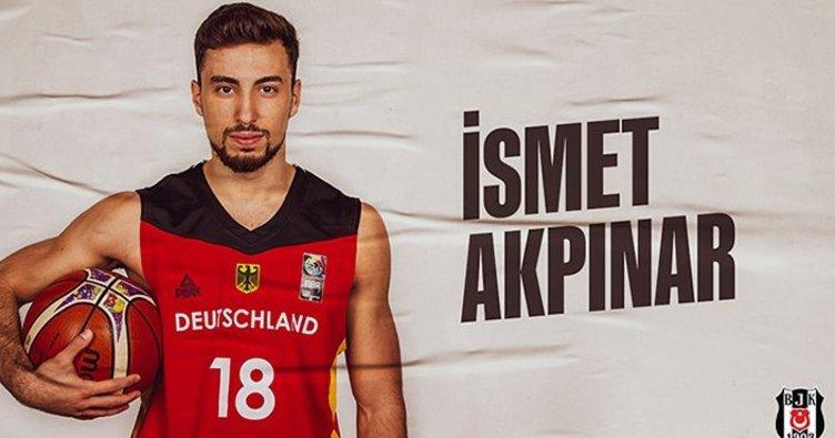 Beşiktaş İsmet Akpınar'ı transfer etti