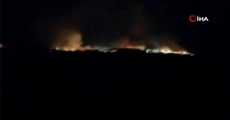 Esad yine 'beyaz fosfor' ile saldırdı