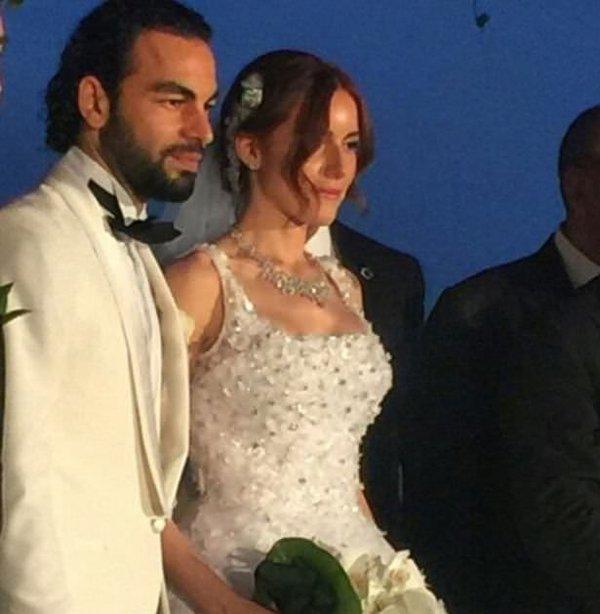 Selçuk İnan evlendi