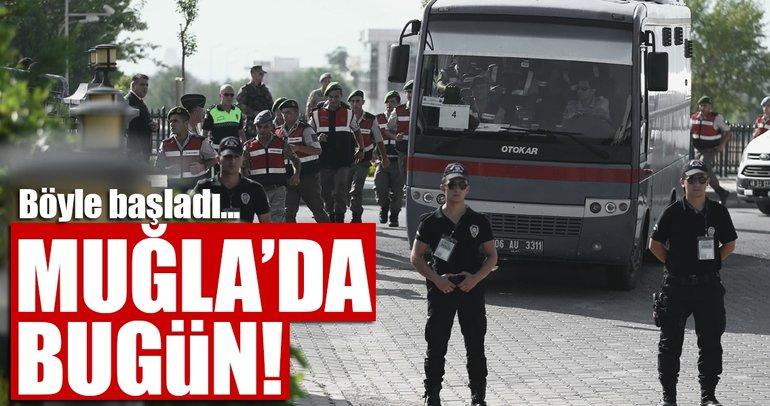 Cumhurbaşkanı Erdoğan'a suikast girişimi davası
