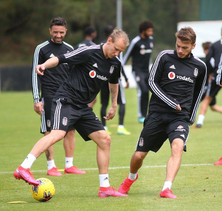 Beşiktaş'ta corona virüsü sonrası hazırlıklar sürüyor!