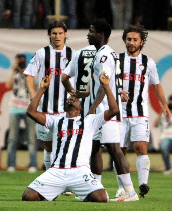 Manisaspor - Trabzonspor