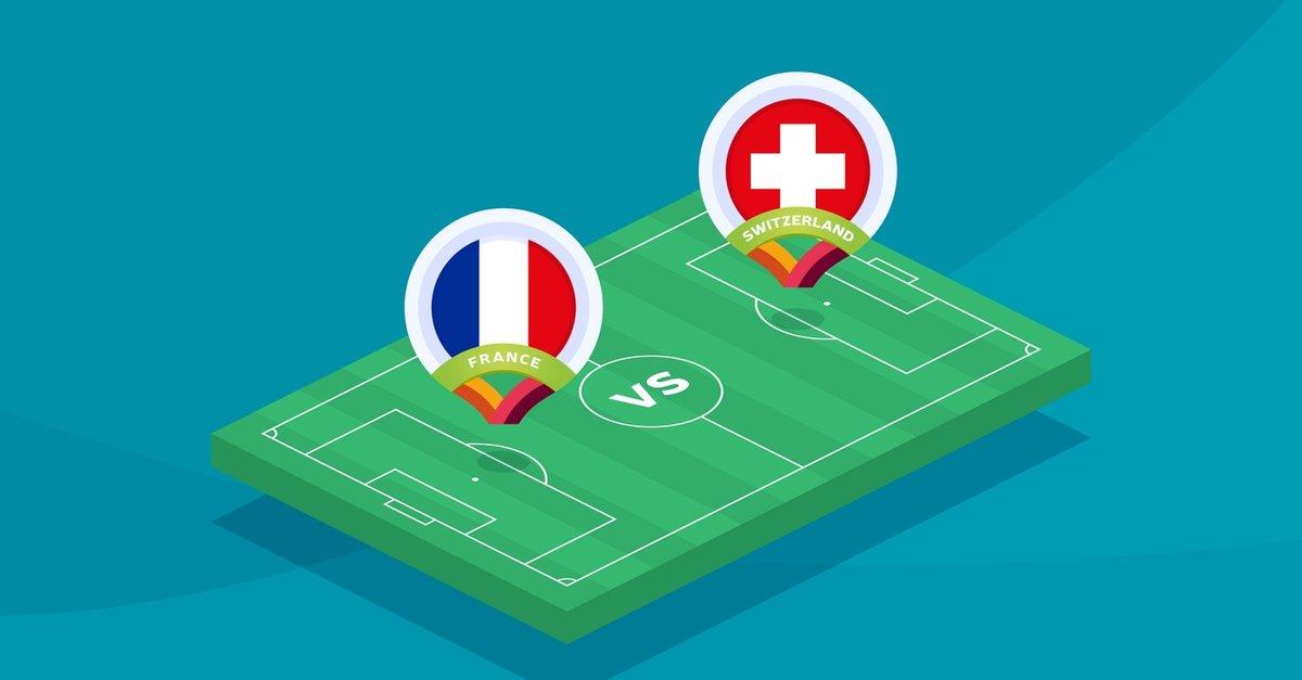 Fransa İsviçre Maçı Saat Kaçta ? Hangi Kanalda ?