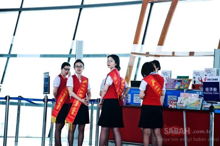 Son Dakika: Hostesler uçakta çocuk bezi giysin önerisi! Tuvalette koronavirüs bulaşmasın diye tek kullanımlık bezler ile…