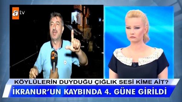 Son dakika: Müge Anlı'da Giresun'da cesedi bulunan İkranur Tirsi olayında kan donduran çığlık açıklaması | Video