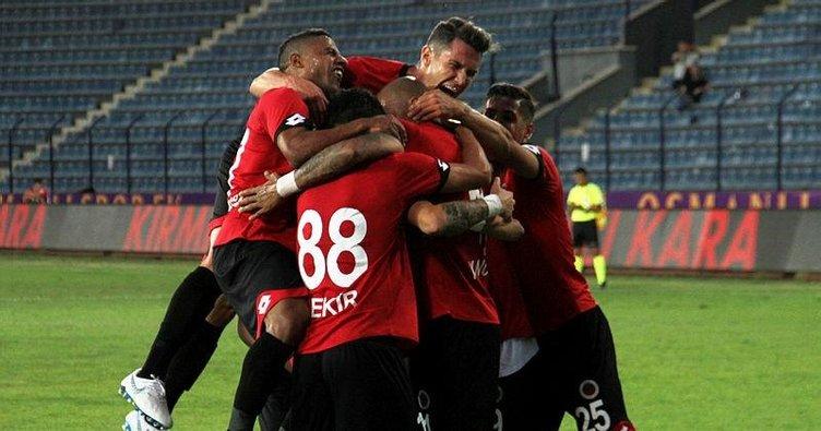 Gençlerbirliği Nobre'nin tek golüyle kazandı