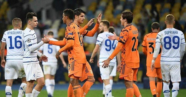 Juventus 3 puanla başladı! Dinamo Kiev 0 - 3 Juventus | MAÇ SONUCU