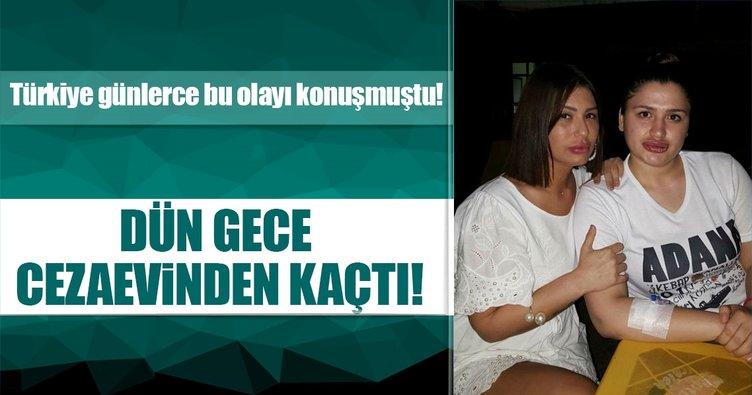 Adana'daki sahte estetikçi kuaför cezaevinden kaçtı