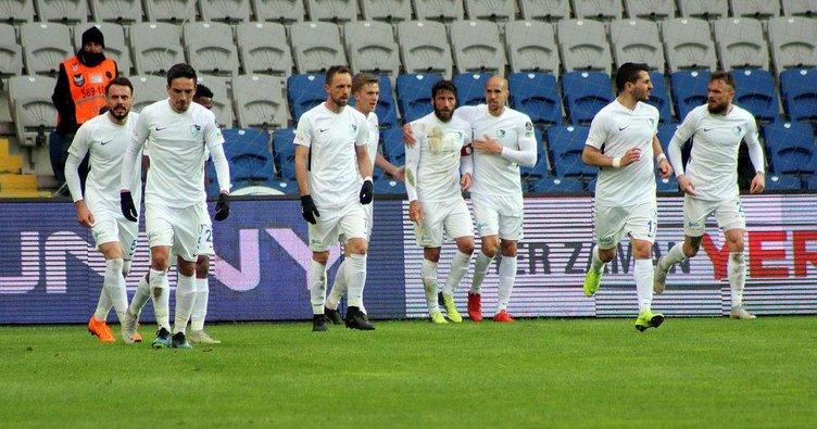 Egemen Korkmaz'ın golüyle Galatasaray da kazandı!