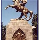 Samsun'da heykel açıldı