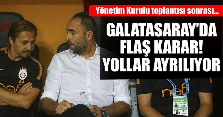 Galatasaray'da kritik toplantı! Tudor & Dursun Özbek...