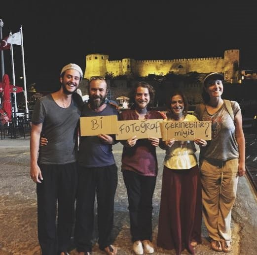 İnstagram'da  ünlüler 29.07.2016