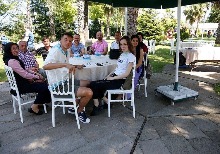Trabzonspor yemekte buluştu! Moraller yerinde