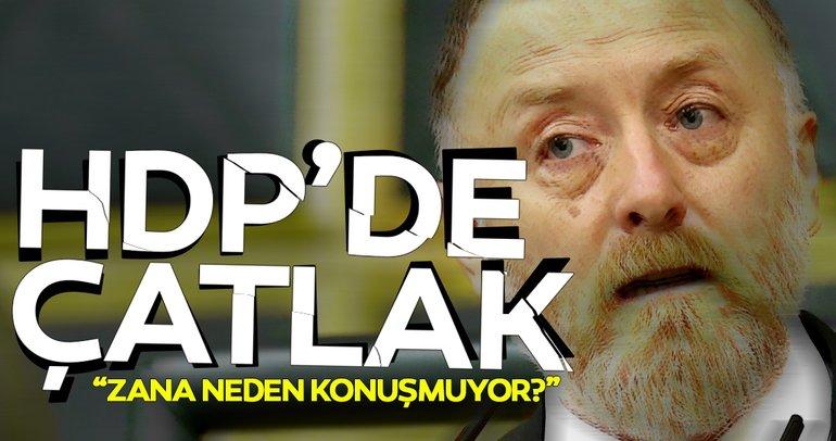 Övür: İstanbul seçimlerinin yenilenmesi HDP'deki çatlağı ortaya çıkardı