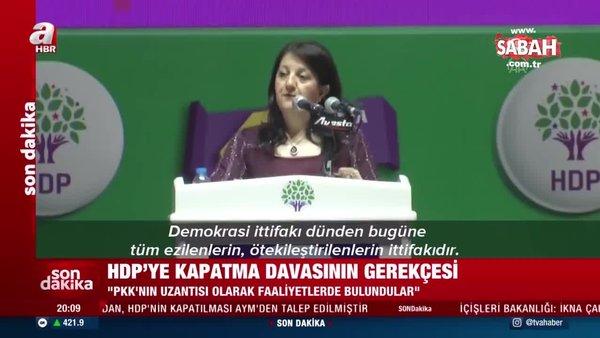 HDP'li isimlerin PKK'ya yönelik övgü dolu o sözleri!