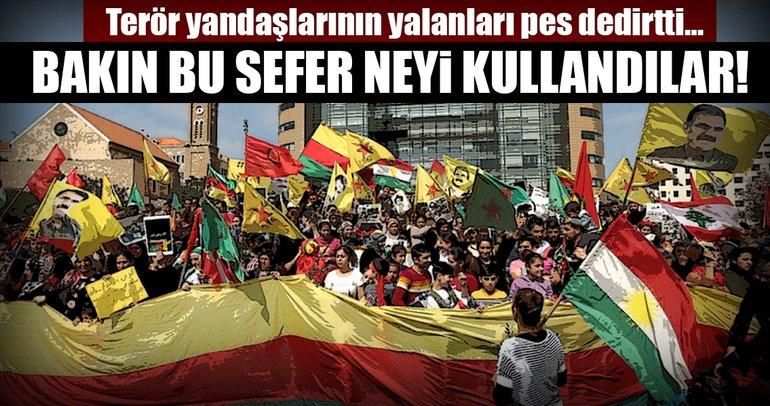 Son dakika: PYD/PKK yanlıları Çeçenistan savaşından Afrin yalanı üretti