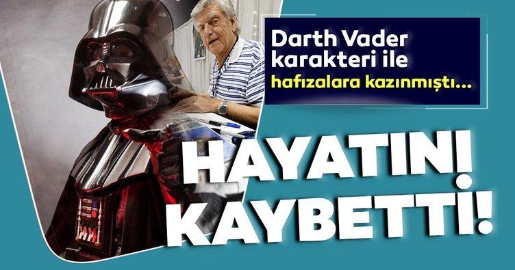 Son dakika haberi: Yıldız Savaşları Star Wars serisinin Darth Vader'ı David Prowse hayatını kaybetti! David Prowse'un ölüm nedeni...