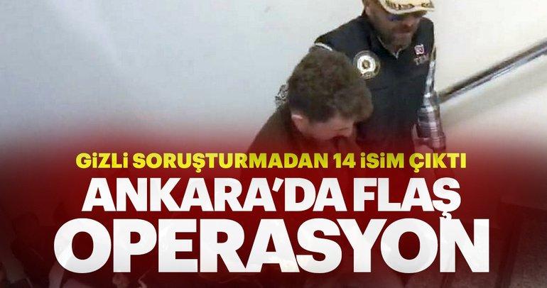 Ankara'da flaş talimat: 14 subay için gözaltı kararı!