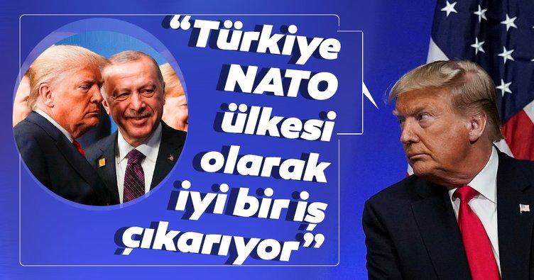 Trump'tan flaş Türkiye açıklaması