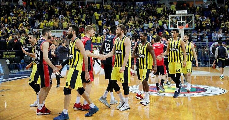 Fenerbahçe Doğuş, Dörtlü Final için sahada