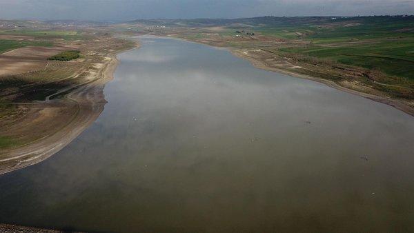 Kanal İstanbul nerede yapılacak? İşte bölgeden ilk fotoğraflar