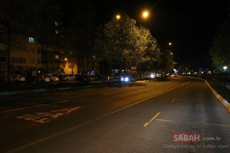 Son Dakika Haberleri | Sokağa çıkma yasağı saatleri belli oldu! Hafta sonu sokağa çıkma yasağı saat kaçta başlayacak, kaçta bitecek?