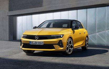 Yeni Opel Astra, Plug-in hibrit motor seçeneğiyle tanıtıldı