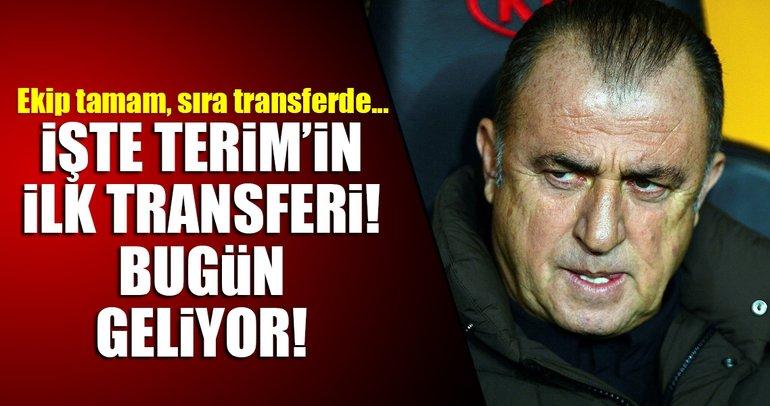 Galatasaray'da transfer hamlesi! Bugün imzaya geliyor...