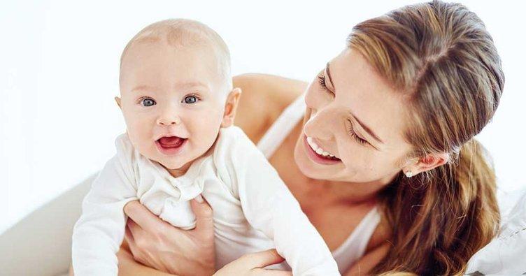 Anne ve bebek bağlanması sorunları için yeni bir yöntem bebek terapisi