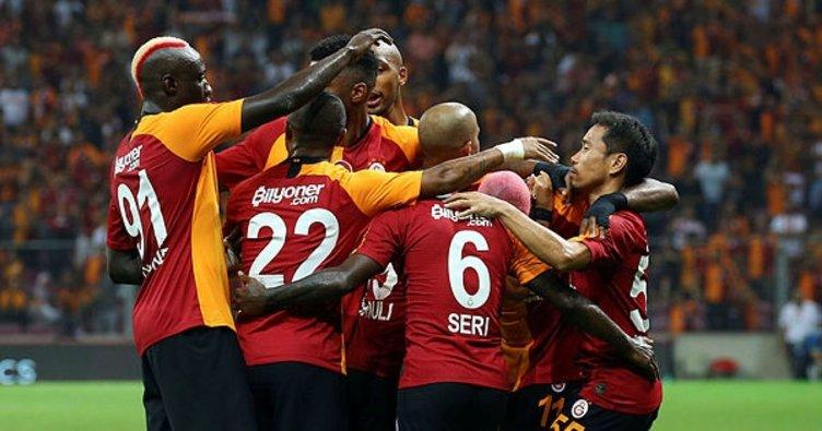 Galatasaray'ın Kayseri kadrosu belli oldu